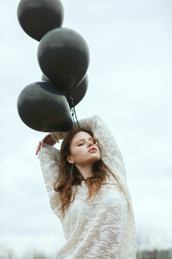 ballons by Marie Dashkova on 500px.com