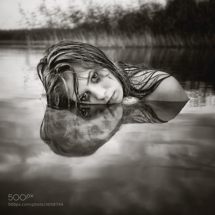 Photograph talks in the water by AndrisP on 500px