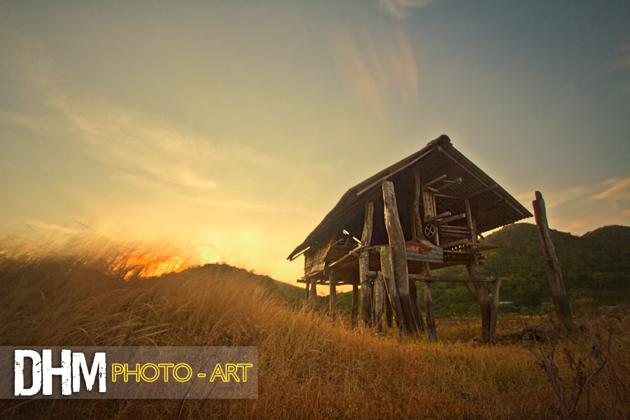 Photograph House of the rising sun by Lombok Landscapers on 500px