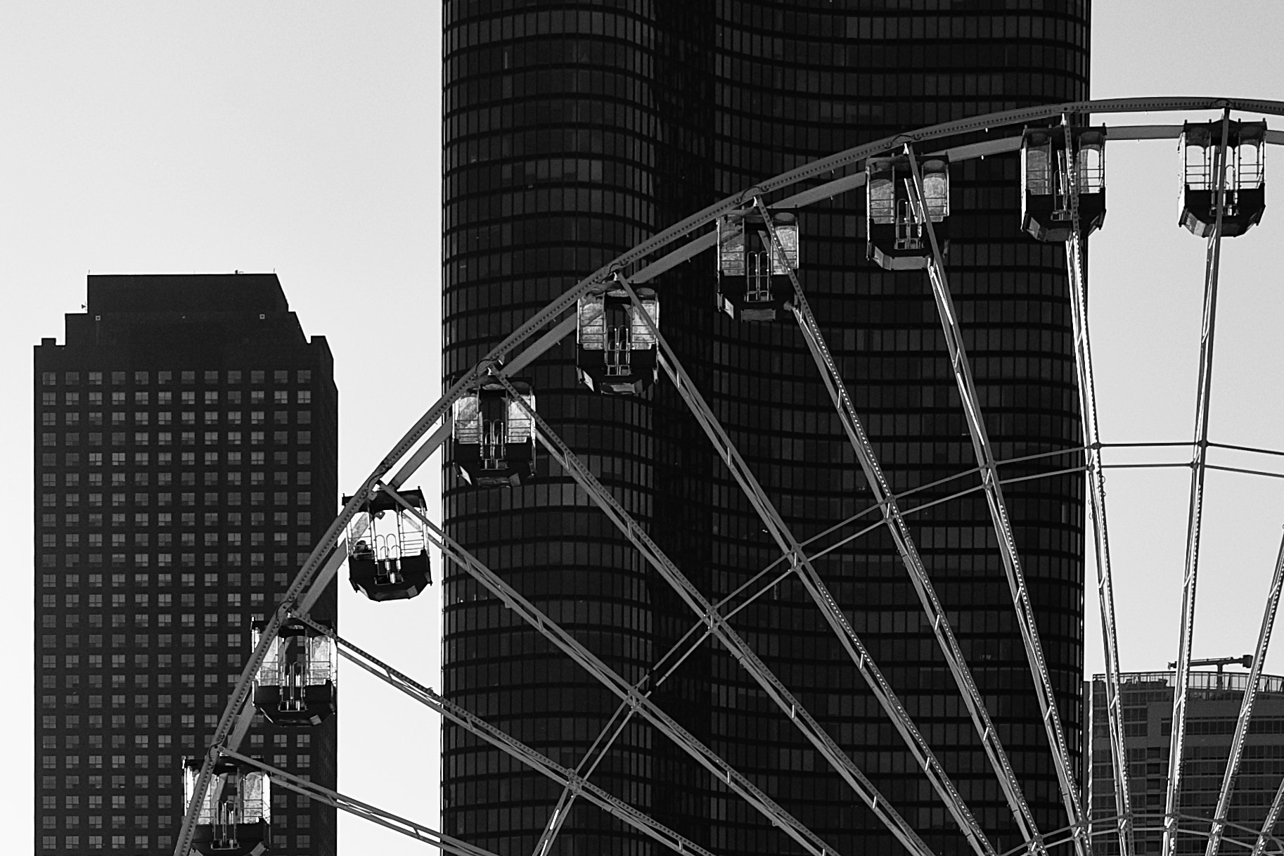 Photograph Up in the Ferris Wheel by James Clear on 500px