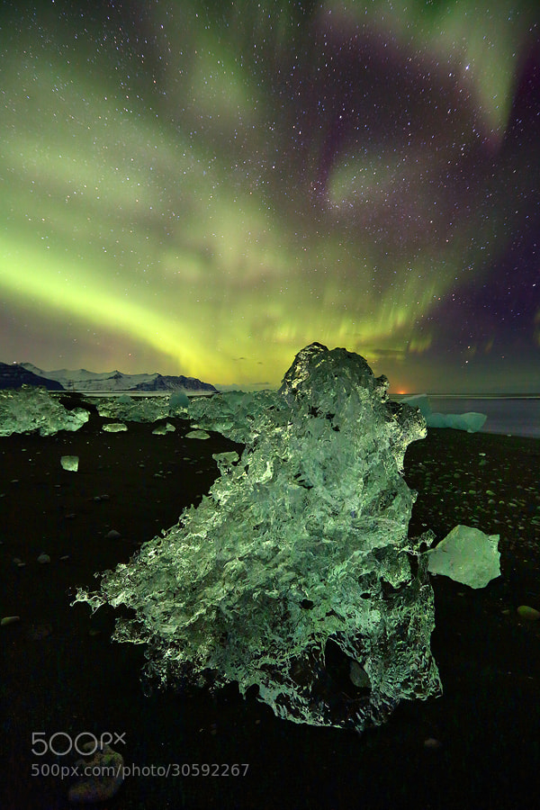 Photograph Jokulsarlonfjara by James Appleton on 500px