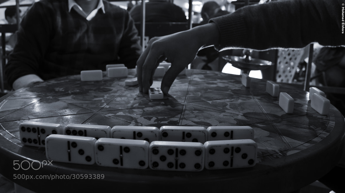 Photograph Domino ! by Mohamed Elshora on 500px