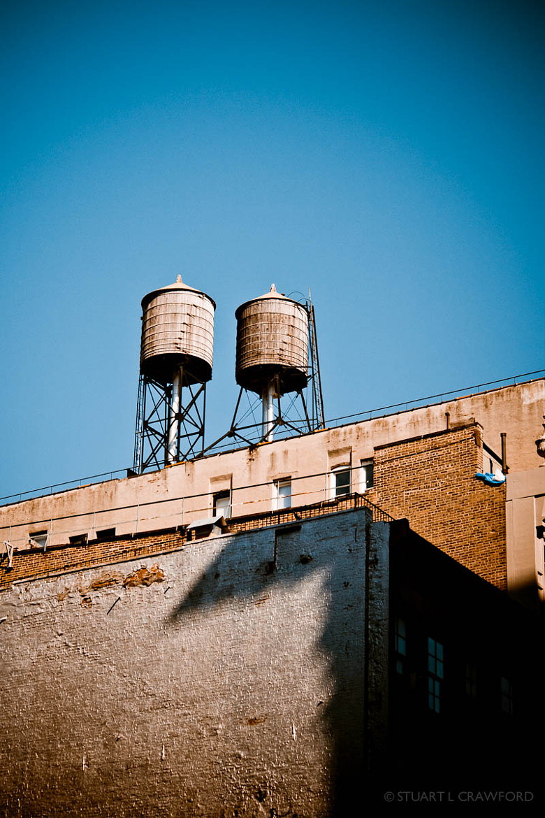 Photograph Water towers by Stuart Crawford on 500px