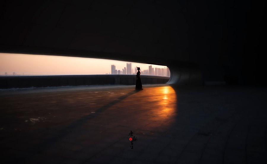 日暮哈尔滨 by 唐朝书生 on 500px.com