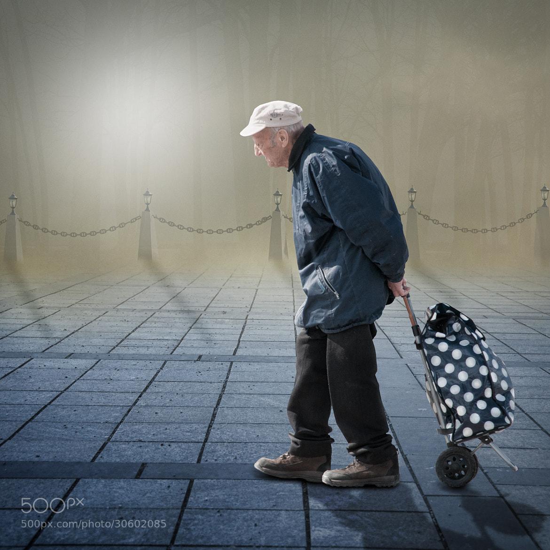 Photograph Leaving by Finn Bjurvoll Hansen on 500px