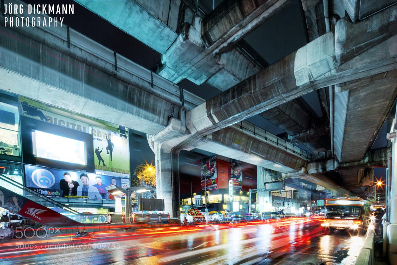 Photograph Bangkok Beton IV by Jörg Dickmann Photography on 500px