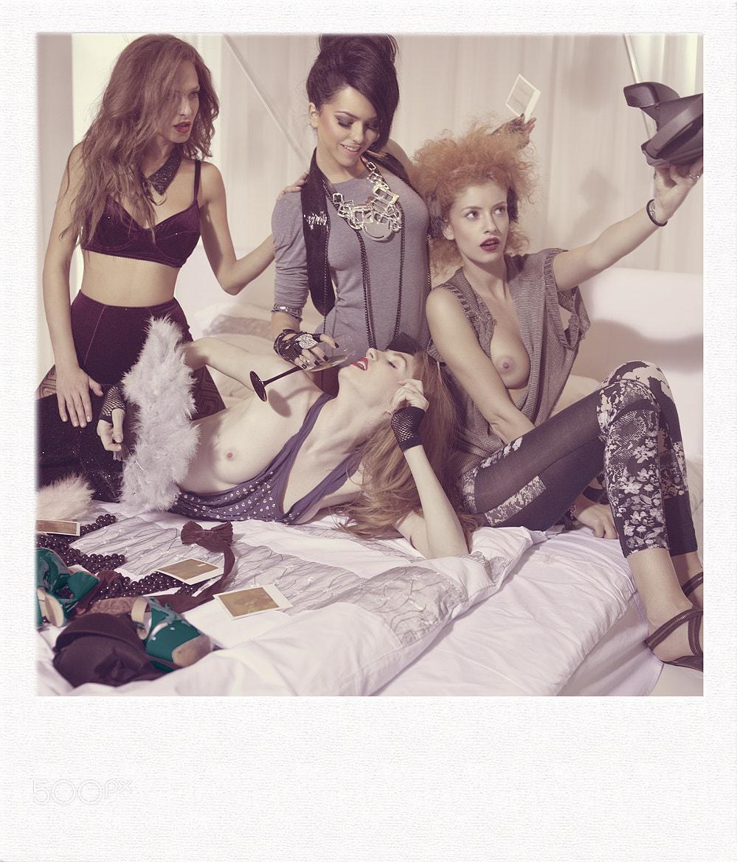Photograph Inna promo 3 by Edward Aninaru on 500px