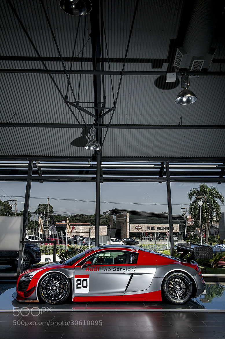 Photograph Audi R8 LMS Brasil by Pablo Vaz on 500px