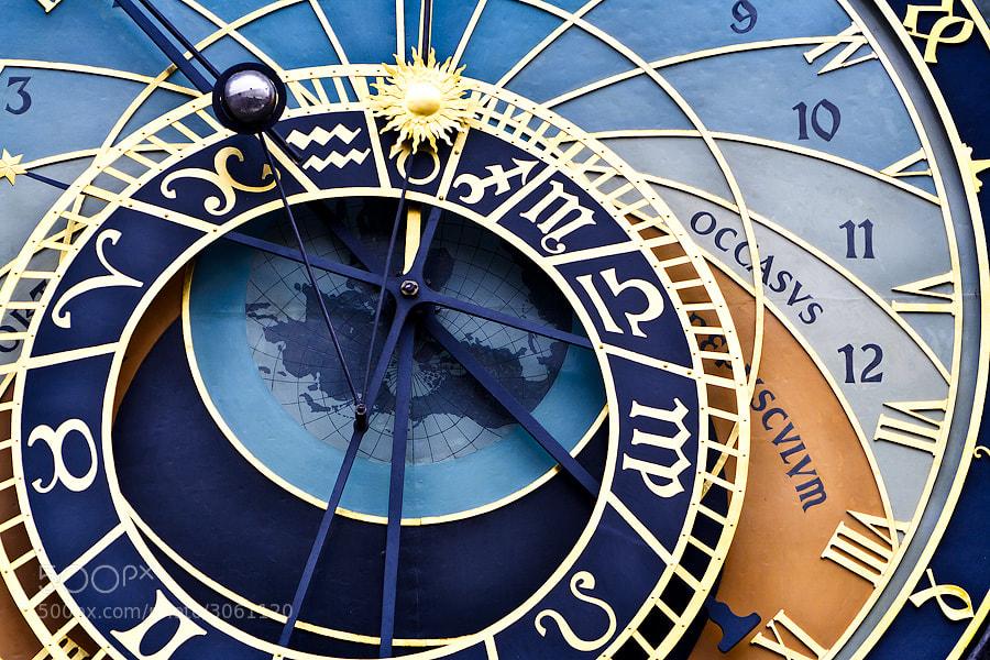 Photograph Czech Republic - The Prague Orloj by Fabrizio Fenoglio on 500px