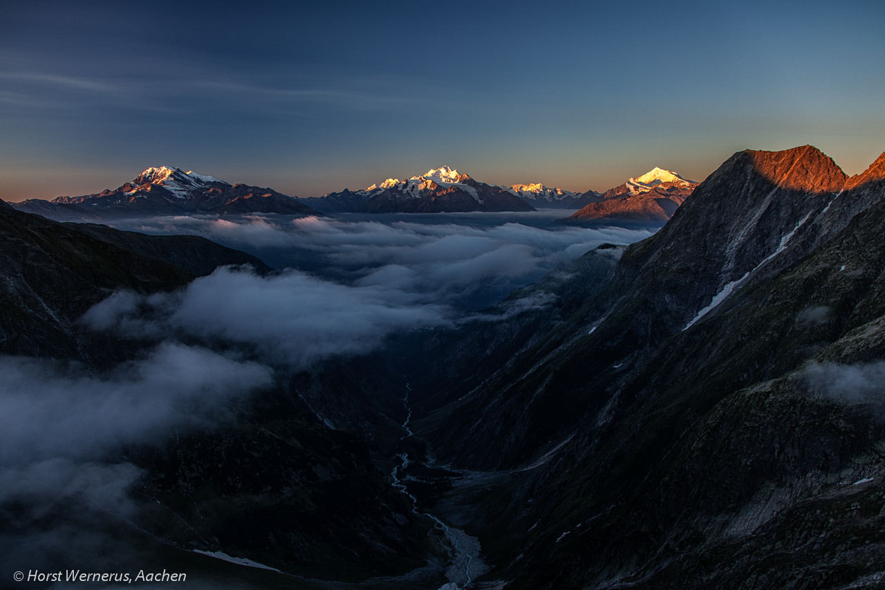Photograph Sunrise - the day calls by Horst Wernerus on 500px