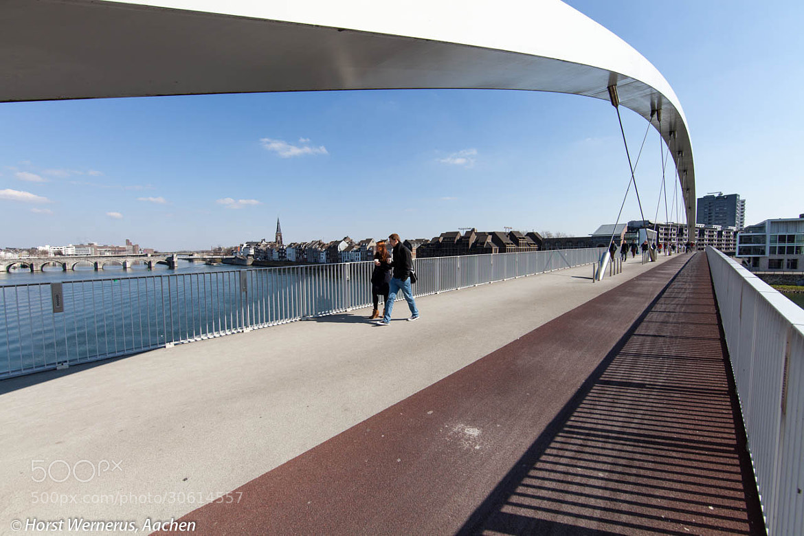 Photograph The bridge by Horst Wernerus on 500px