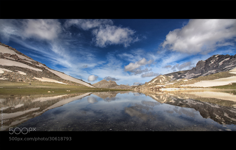Photograph Agoulmim Lake by Zoubir BENALI on 500px