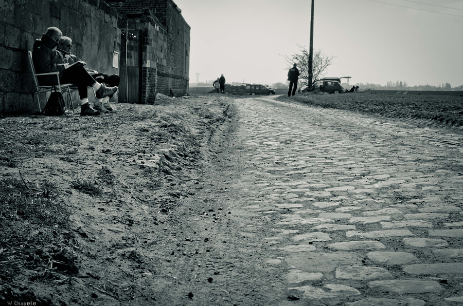 Paris-Roubaix 2013 by Wouter Chapelle on 500px.com