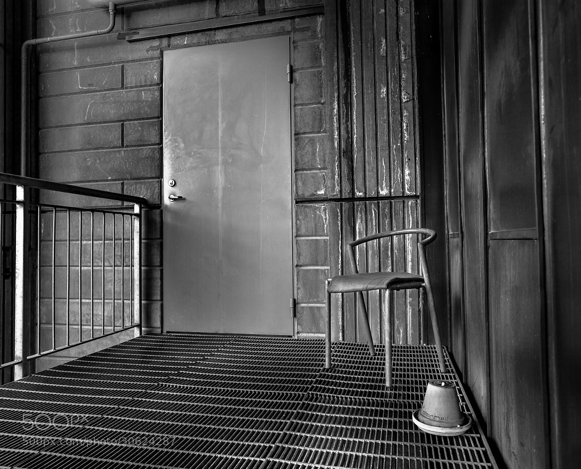 Photograph Break chair by Bjarte Haugland on 500px