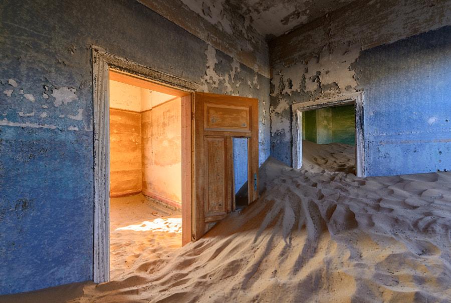Kolmanskop by Sergey Aleshchenko on 500px.com