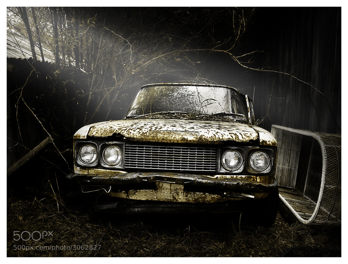 Photograph Old Car, Denmark by Christian Fletcher on 500px