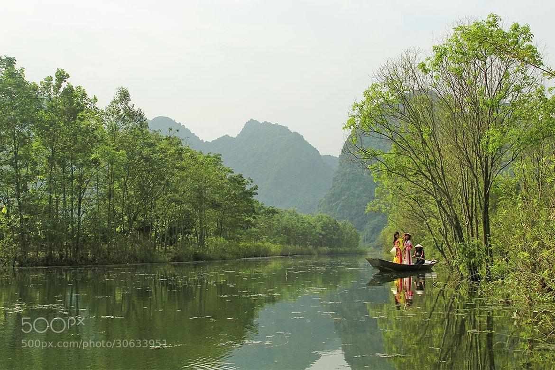 Photograph SUỐI YẾN - CHÙA HƯƠNG. by Tuan Nguyen Anh on 500px