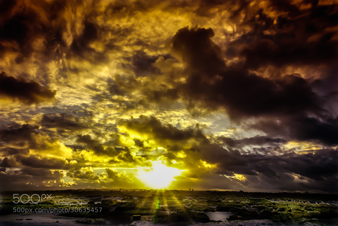 Photograph Clouds in the sky by Juan Luis Mayordomo on 500px