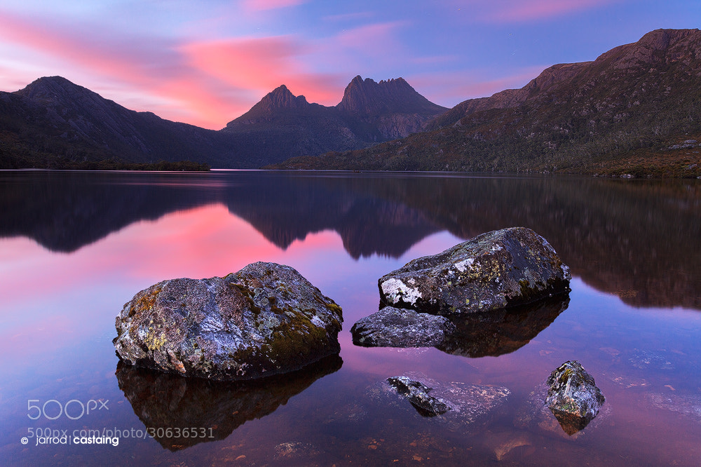 Photograph Dove Lake by Jarrod Castaing on 500px