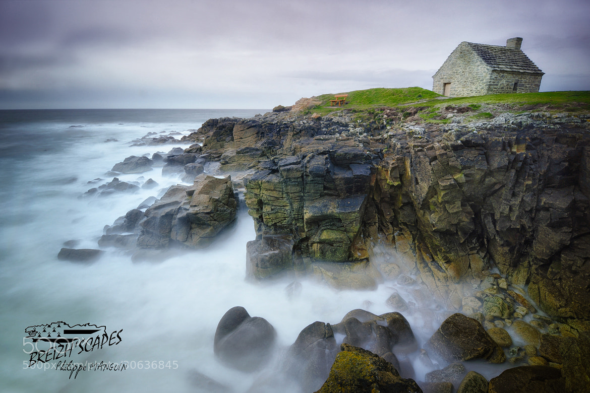 Photograph The lost house by Breizh'scapes Photographes on 500px