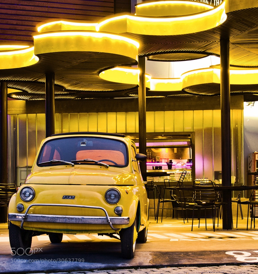 Photograph fiat cafe... by petros asimomytis on 500px