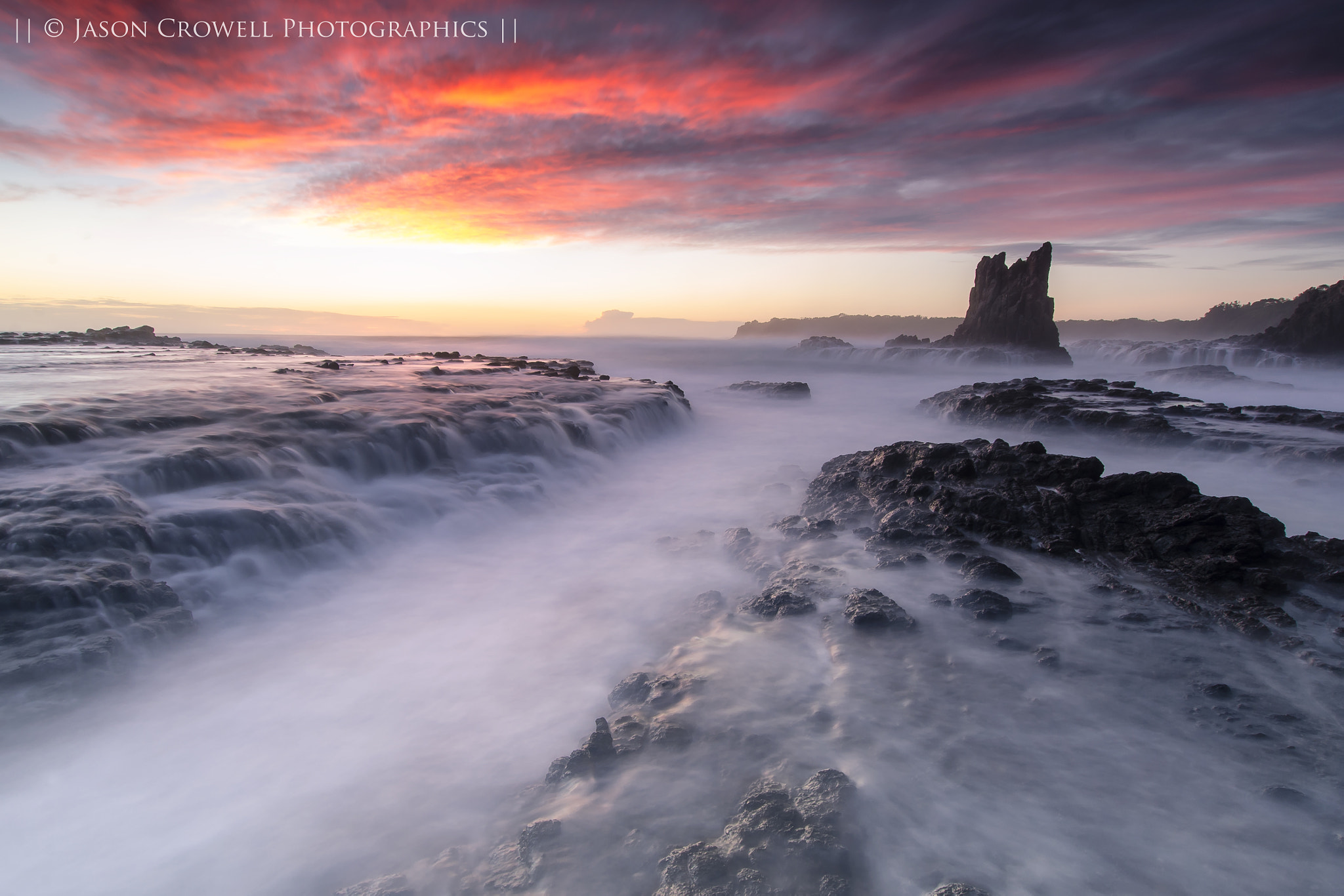 Photograph Stormy Sunrise by Jason  Crowell Photographics on 500px