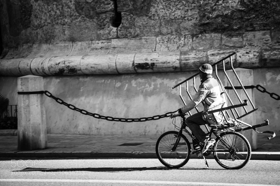 Photograph passing the chains by Kim Landgraf on 500px
