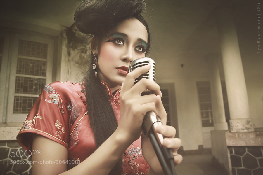 Photograph Ling-Ling II by Tyo Rachmats on 500px