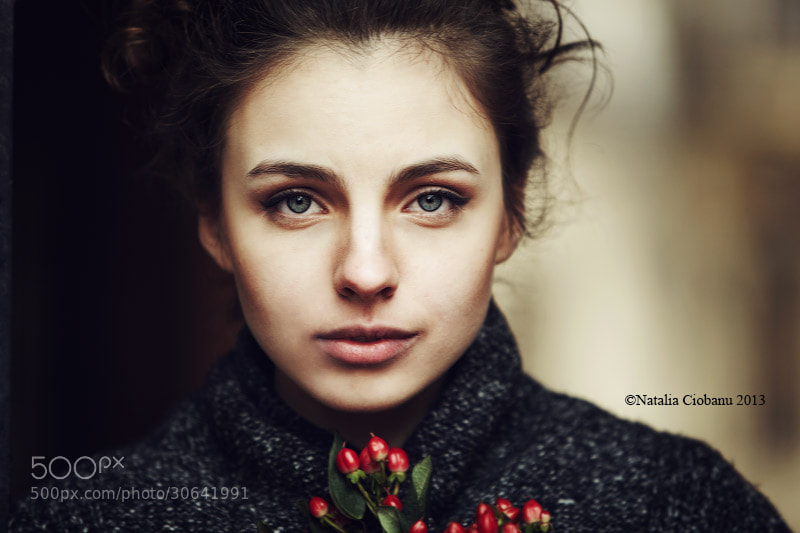 Photograph Alina by Natalia Ciobanu on 500px
