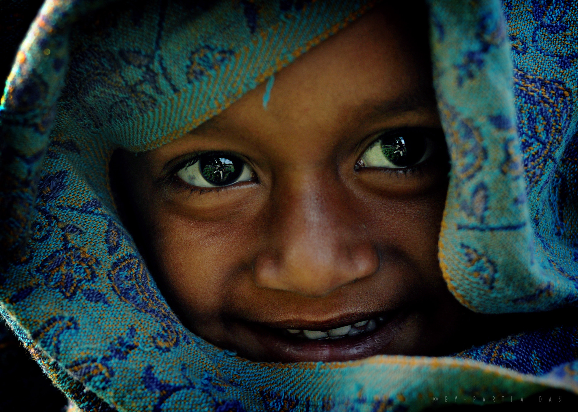 Photograph Your one sweet look... by Partha Das on 500px