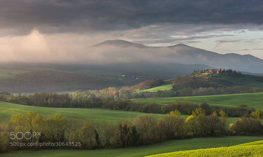 """<a href=""""http://www.hanskrusephotography.com/Landscapes/Tuscany/7561797_L8HLXs#!i=2450054414&k=5psMsGm&lb=1&s=A"""">See a larger version here</a>  This photo was taken during a research trip for workshops in April 2012."""