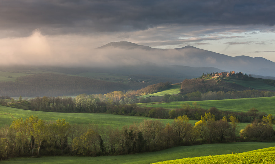 Photograph Tuscan Spring Colors by Hans Kruse on 500px