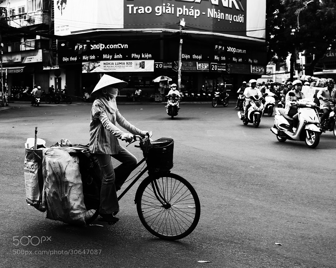 Photograph Cyclist by Laixiang Pow on 500px