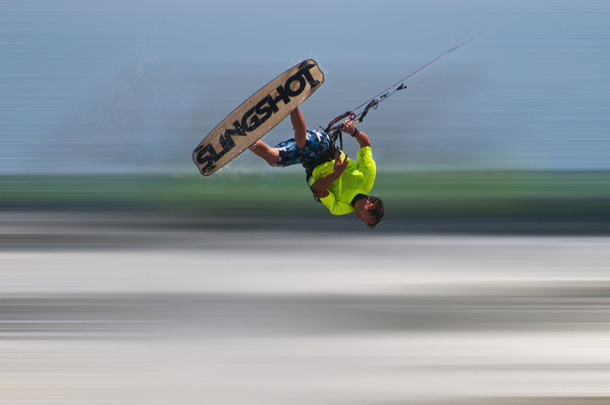 Photograph Kite Surfing by Andrew Dickman on 500px