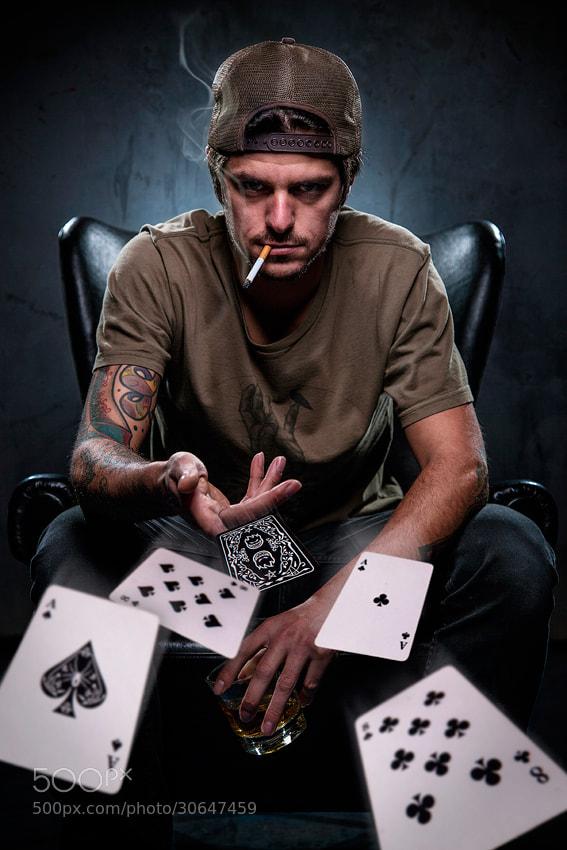 Photograph dead man's hand by Klaas van der Laan on 500px