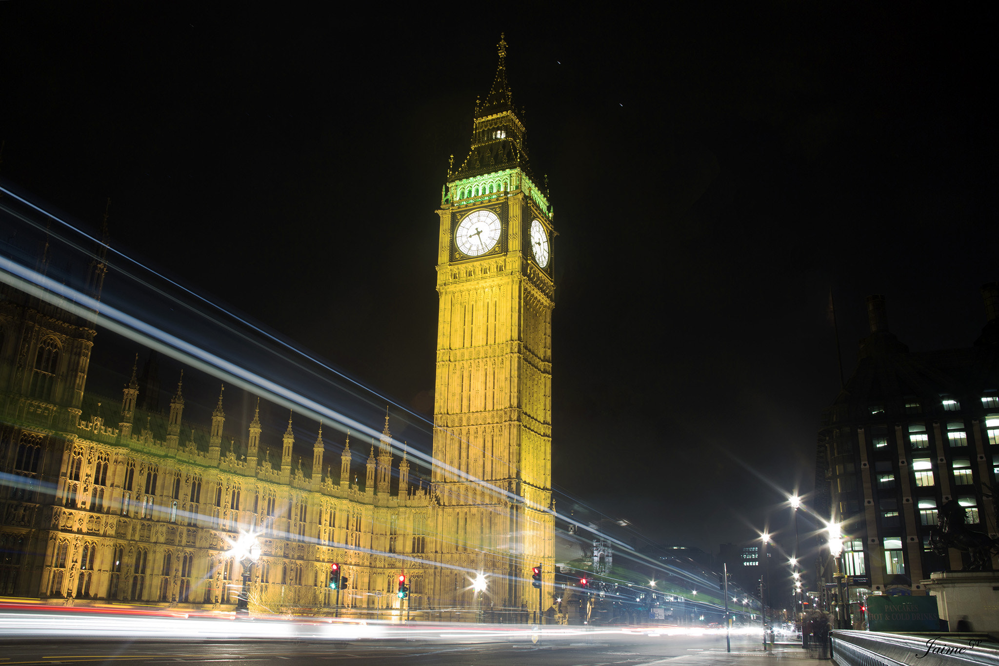 Photograph Big Ben by Jaime GP on 500px