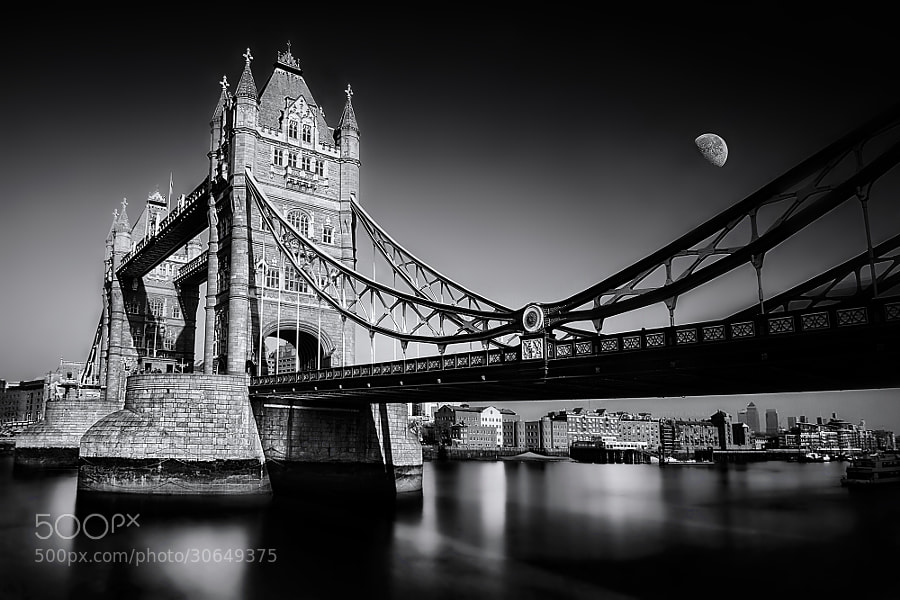 Photograph The Old Bridge by Mostafa Hamad on 500px