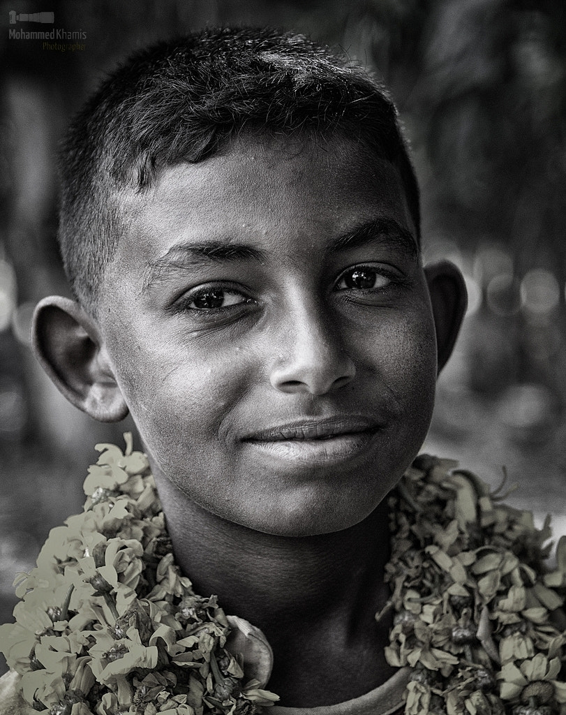 Photograph Indian Child by MOHAMMED KHAMIS on 500px