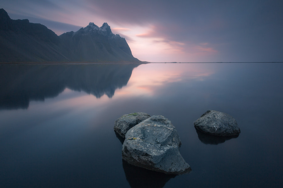 Still Water at Vestrahorn by Iurie Belegurschi on 500px.com