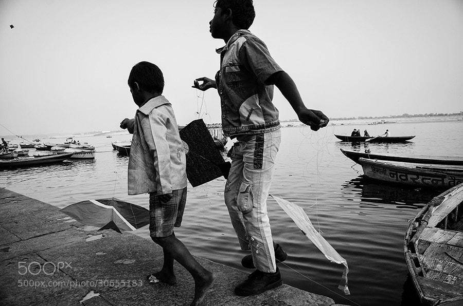Photograph Kites by Saumalya Ghosh on 500px