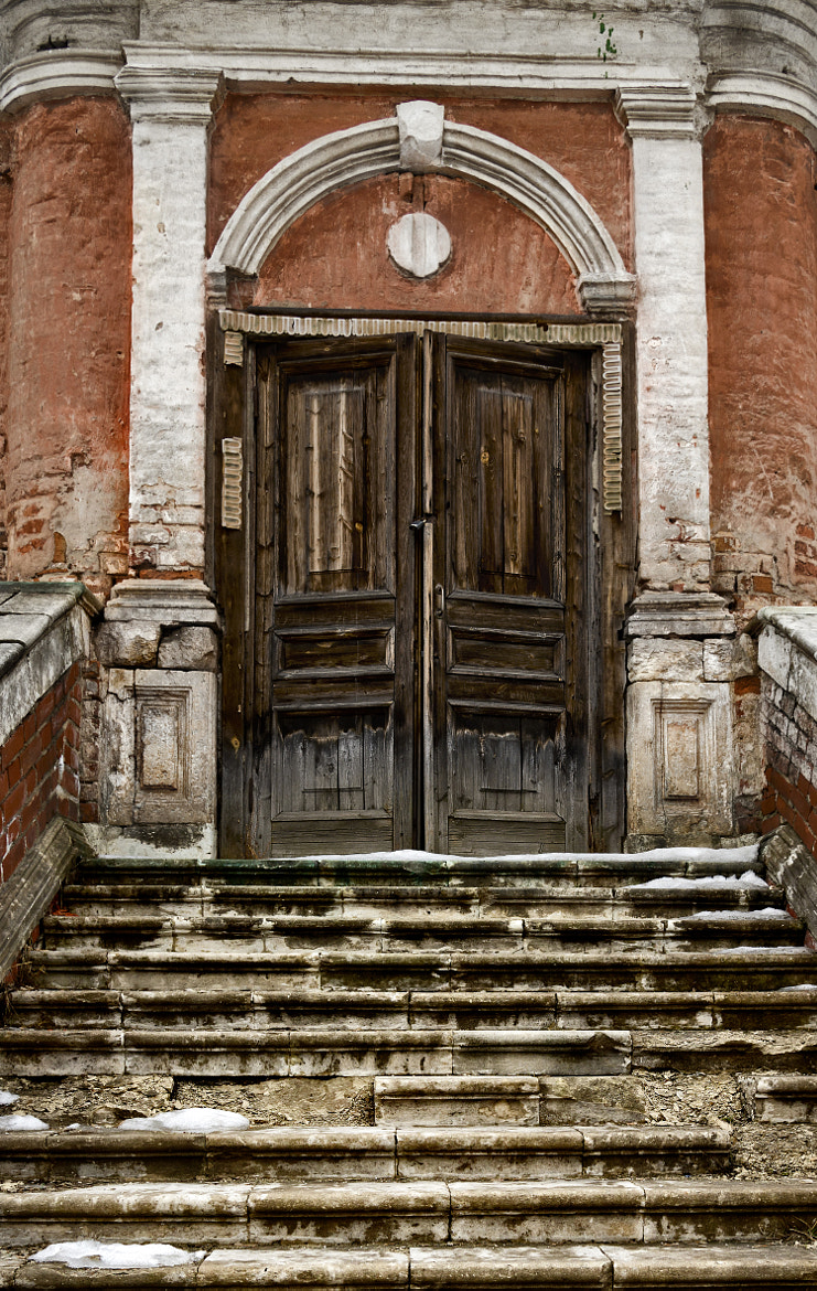Photograph The Stairway to the Door by Konstantin Ampilogov on 500px