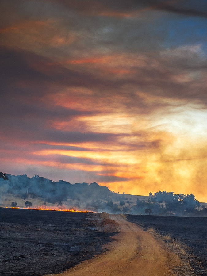 Burning Off by Paul Amyes on 500px.com