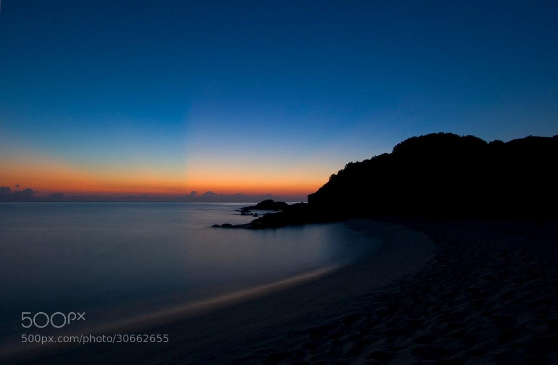 Photograph Wake up Cala Sinzias! by stefanocarda on 500px