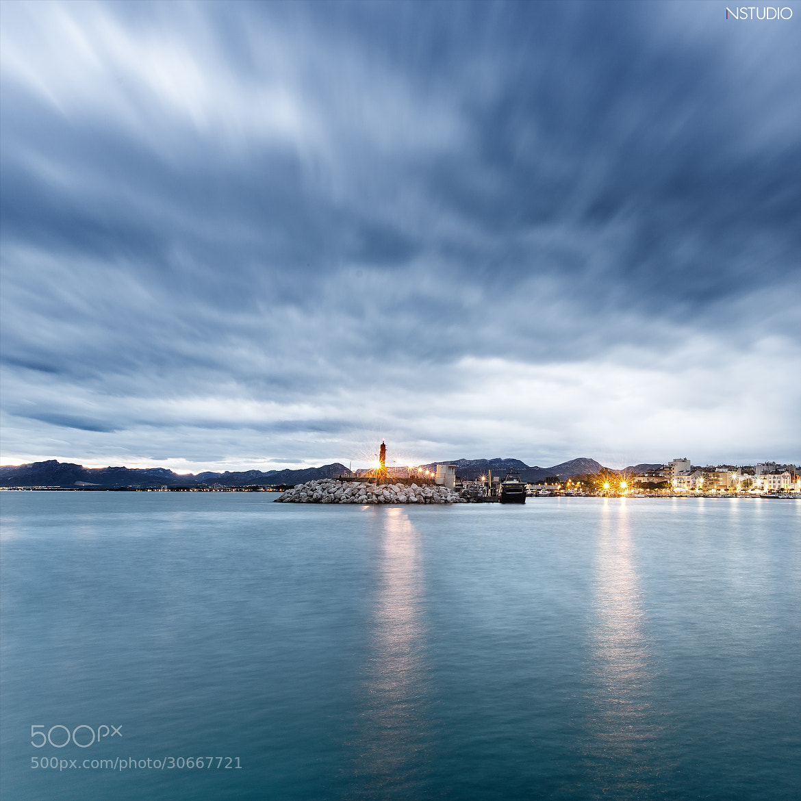 Photograph Cambrils - Harbor - Lighthouse II by NSTUDIO PHOTO on 500px