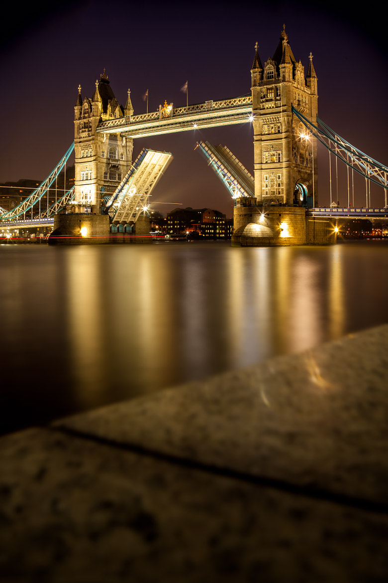 Photograph Passing Lights by Philip Skillern on 500px