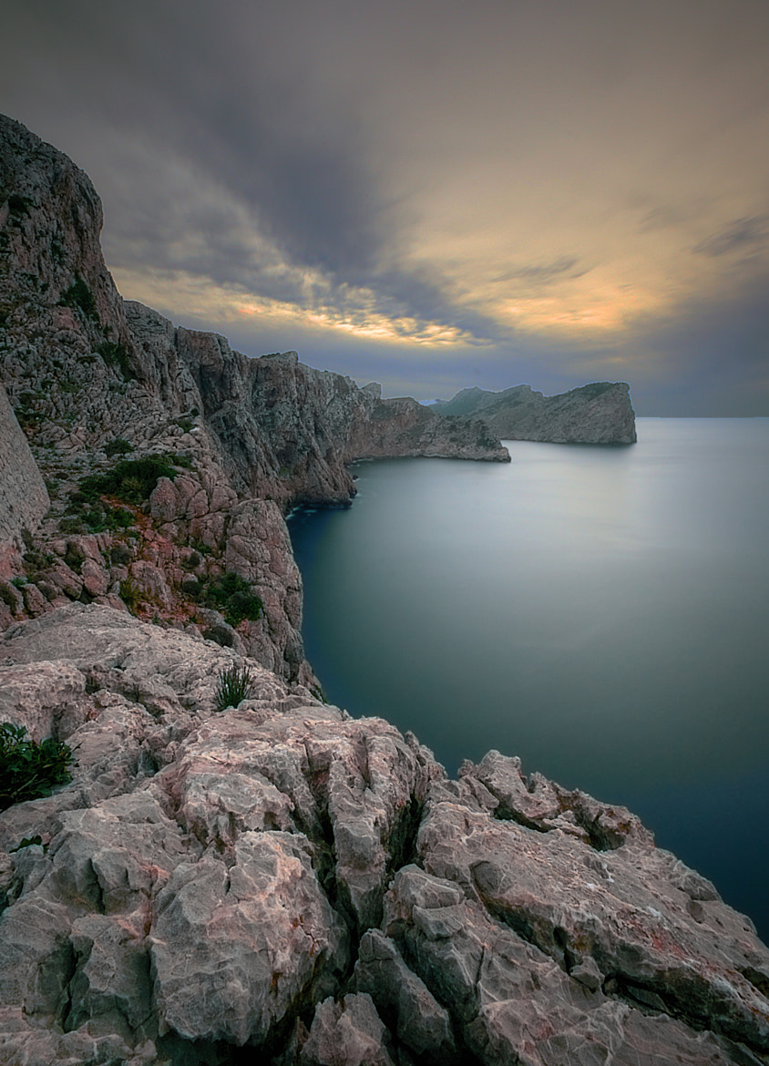 Photograph Sunset at Cap Formentor, Mallorca by José Muñoz on 500px