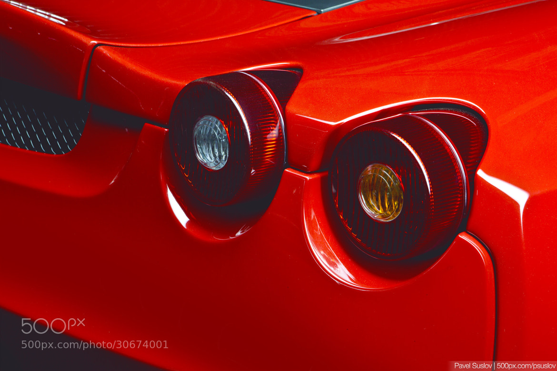 Photograph Ferrari |Details|  by Pavel Suslov on 500px