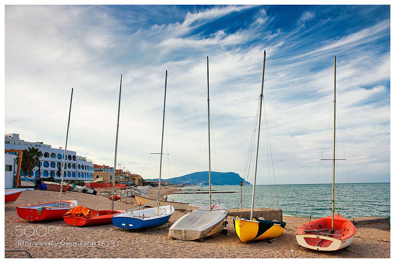 Photograph The sea in technicolor  by Ionut Burloiu on 500px
