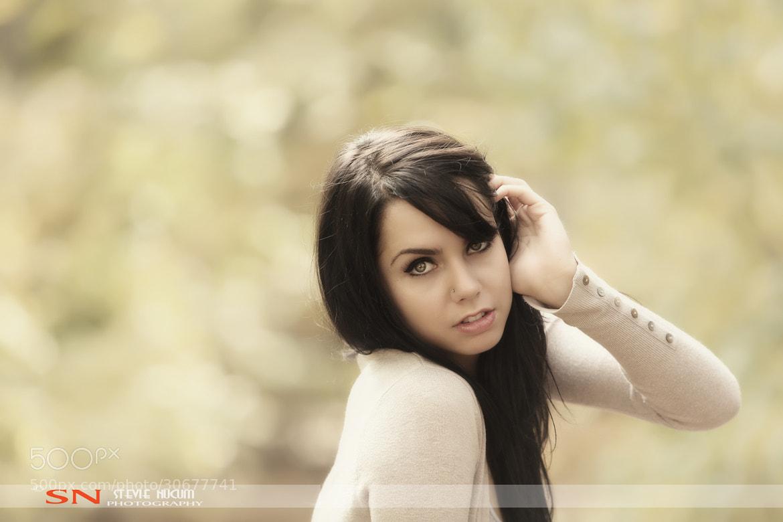 Photograph Nikolina by Stevie Nucum on 500px