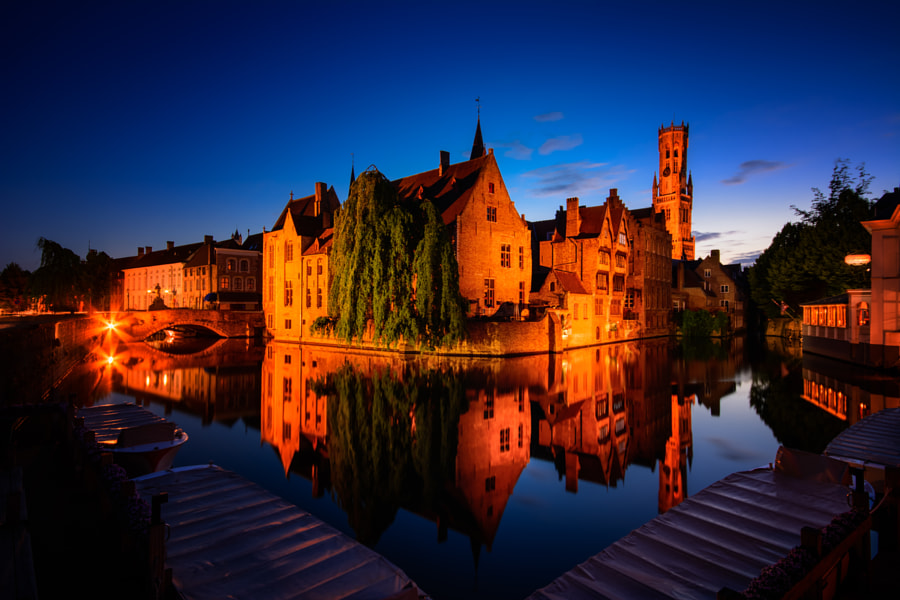 Symbol of Bruges by Murat B on 500px.com